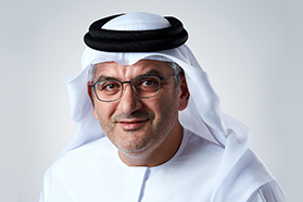 H.E. Rashed Abdul Karim Al Balooshi, Undersecretary of ADDED
