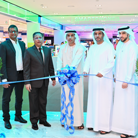 opening new branch of Jumbo Technology company