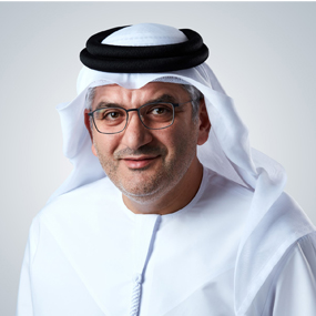 H.E. Rashed Abdulkarim Al Blooshi, Undersecretary of ADDED